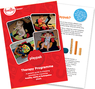Playpak Therapy Programme Booklet
