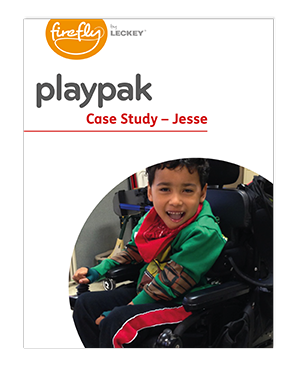 Jesse's Playpak Experience