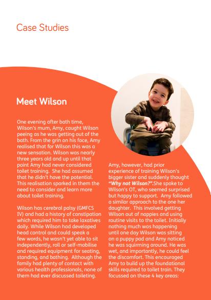 Wilson's Case Study