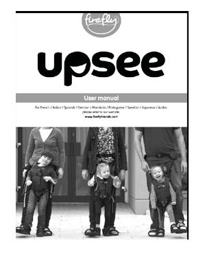Upsee User Manual
