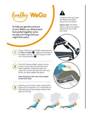 WeGo Top Tips
