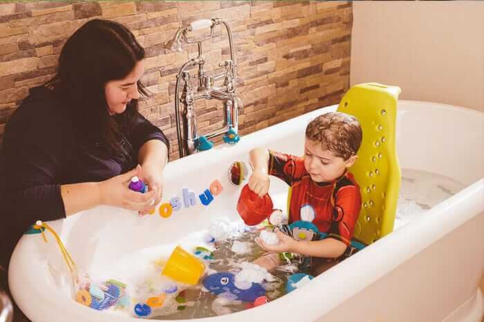 Splashy Guide For Therapists Firefly Adaptive Equipment