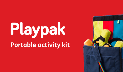 Portable activity kit