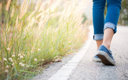 3 Strategies To Get you Walking