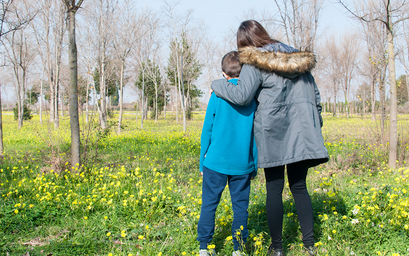 The Constant Fight of an Autism Mom