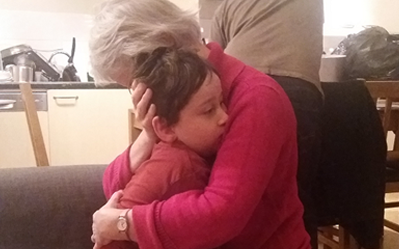 Raising Kids With Disabilities: Thank You, Grandparents!
