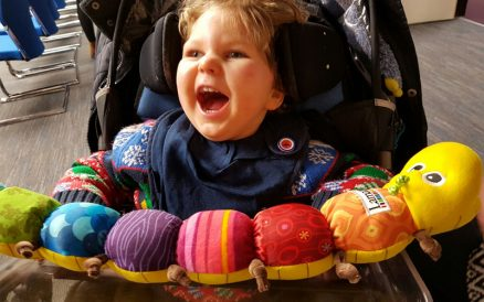 Special Needs Parenting: Our New Normal