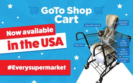 The GoTo Shop Cart is now available in the US!