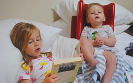 Special Needs Families: Storytelling