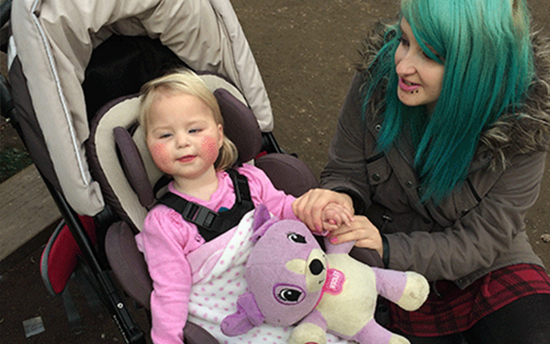 "Raising a Child with a Disability: When People Ask, ""Will She Ever…(Eat/Walk/Talk/Sit Etc.?)"""