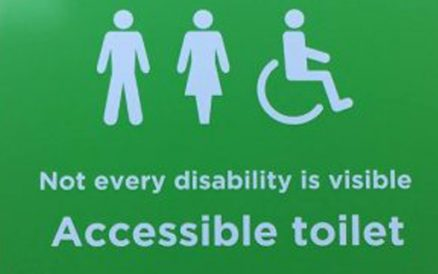 The Sign Said, 'Accessible' - It Was Anything But!