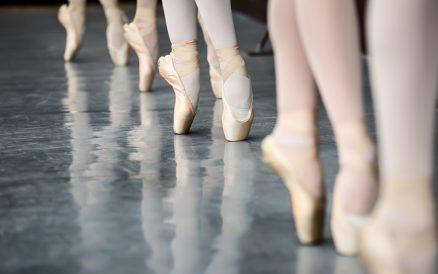 Her Ballet Slippers