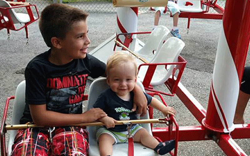 Thank You For Being the Best Big Brother - Raising Children with Disabilities
