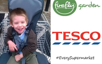 Good News! Tesco Tries the GoTo Shop Disability Trolley