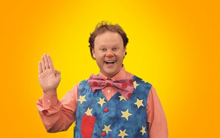 Hooray for Mr Tumble!