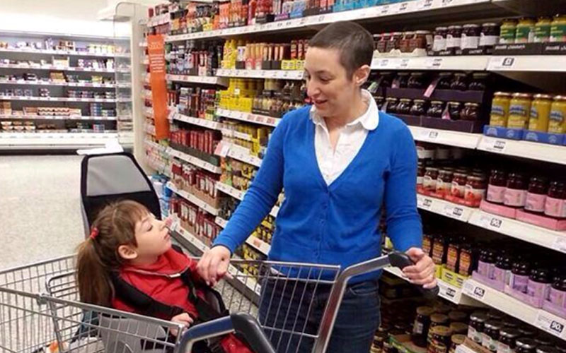 Progress on New Supermarket Trolleys for Kids with Disabilities