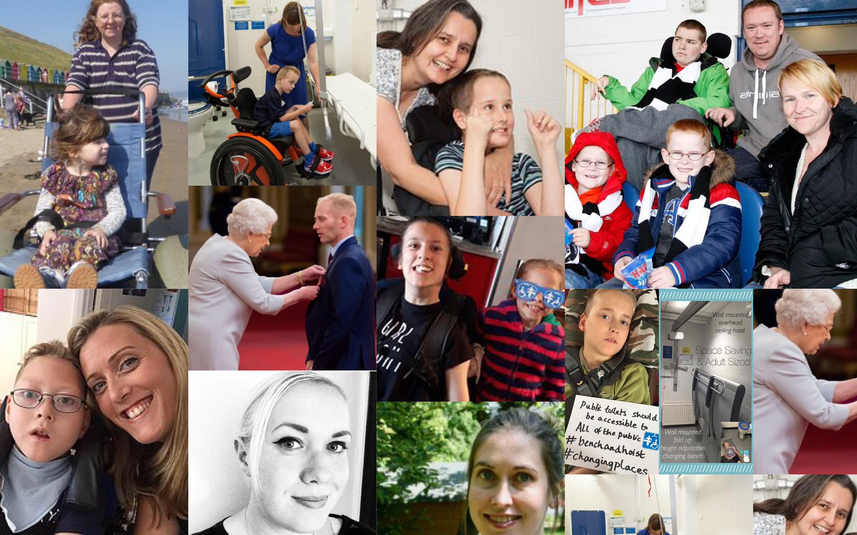 Accessible Toilet Campaigners: 10 Famous Faces