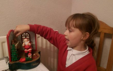 How I Help Prepare my Autistic Child for the Christmas Period