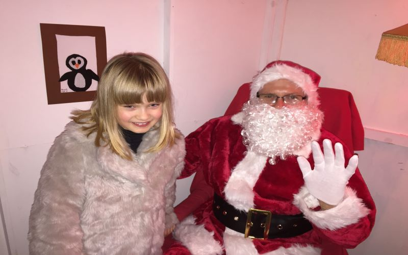 When Father Christmas is your worst nightmare