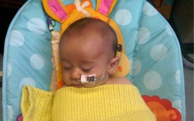 The grief in parenting a medical fragile child
