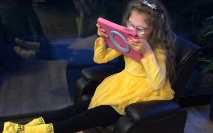 Thoughts on screen-time for special needs kids