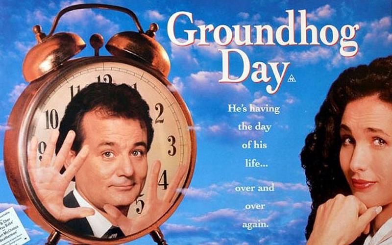 Lockdown Groundhog Day
