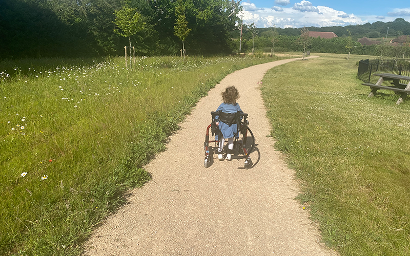 Her Cerebral Palsy Diagnosis and the Long Unknown Road Ahead