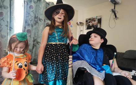 An Inclusive Halloween