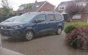 WAV-ing goodbye to the family car