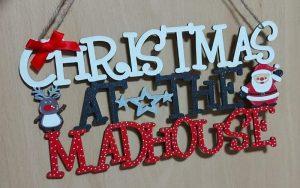 A very covid Christmas!