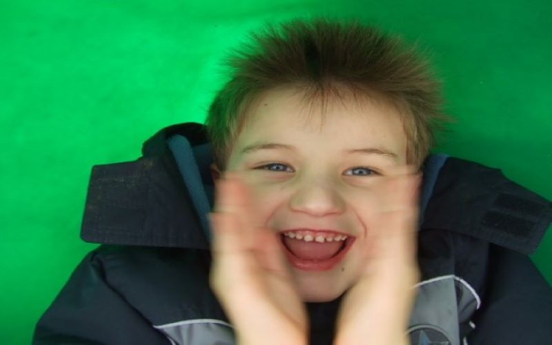 What's your favourite photo of your child?