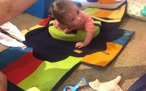 Early intervention starts from the head down
