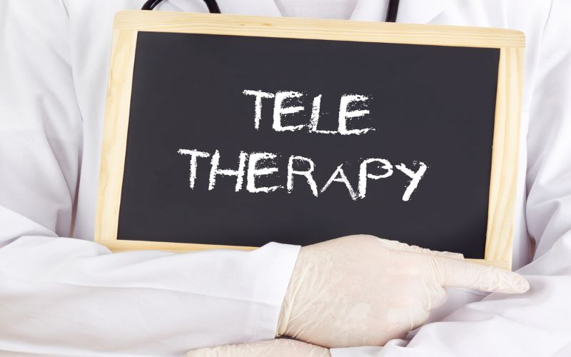 How are you feeling about Teletherapy?