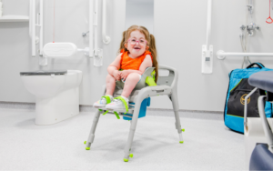 Firefly GottaGo - Adapting the Squat Posture for Toileting