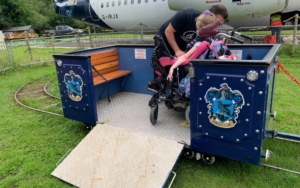 Changing Places Awareness Day 2021 - Accessibility Shouldn't be a Luxury